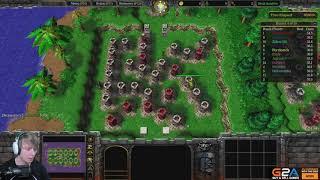 NIBY PROSTE - Warcraft III: (Mazing Contest)