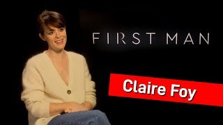 Claire Foy: 'Aladdin is the hottest Disney Prince'