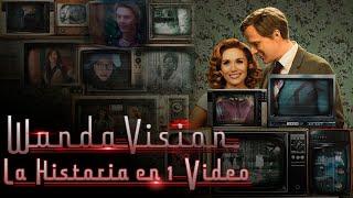 WandaVision : La Historia en 1 Video