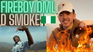 Fireboy DML & D Smoke - Champion (Official Video) AMERICAN REACTION! Nigerian Music 🇳🇬🔥 *BEAUTIFUL!*