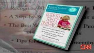 Infant Potty Training on CNN