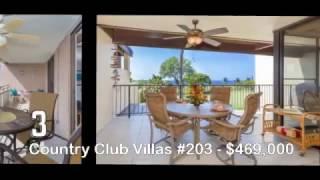 Top 5 Kona Vacation Rental Condos