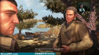 RC and OP play Sniper Elite 4