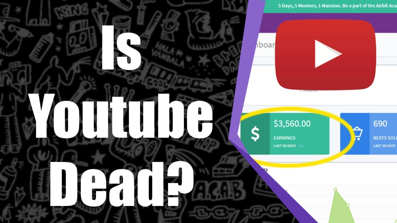 How To Sell Beats Online 2019 - Is Youtube Dead For Producers?