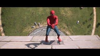 Человек паук спасает друзей (Марвел)