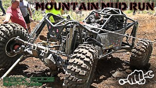 ROCK BOUNCERS SHOW OUT at Mountain Mud Run 2019 - Rock Rods EP83