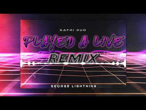 Safri Duo - Played A Live (Remix)