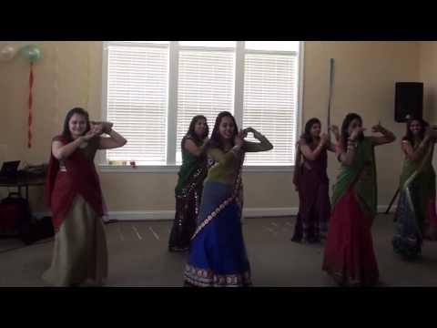 Radha Teri Chunari Dance at Jigna And...