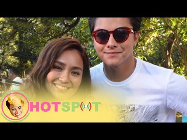 Hotspot 2017 Episode 854: KathNiel, nagbigay ng update sa kanilang bagong pelikula