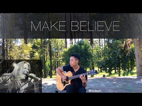 Homenagem a Andre Matos - Make Believe Angra - Rodrigo Yukio Cover