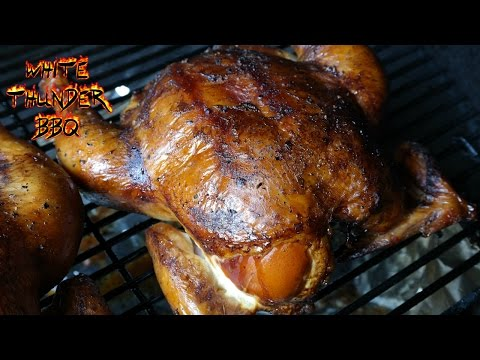 How to Dry Brine Chicken (or Turkey) | Perfect Grilled Chicken | White Thunder BBQ