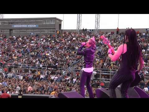 Fuel- Sunburn Live - Produced by Pristine Productions LLC