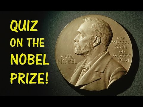 Trivia Quiz on the Nobel Prize! - History, Origin, and Fun Facts!