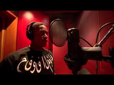 yg studio session working ona new record w/ kirkobangz