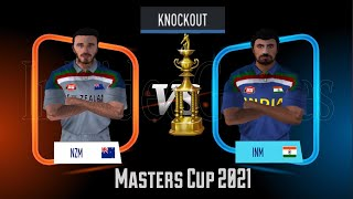 Semi Final - India vs New Zealand | Masters Cup - Match 2 - 2021 Edition Real Cricket 20 Live Stream