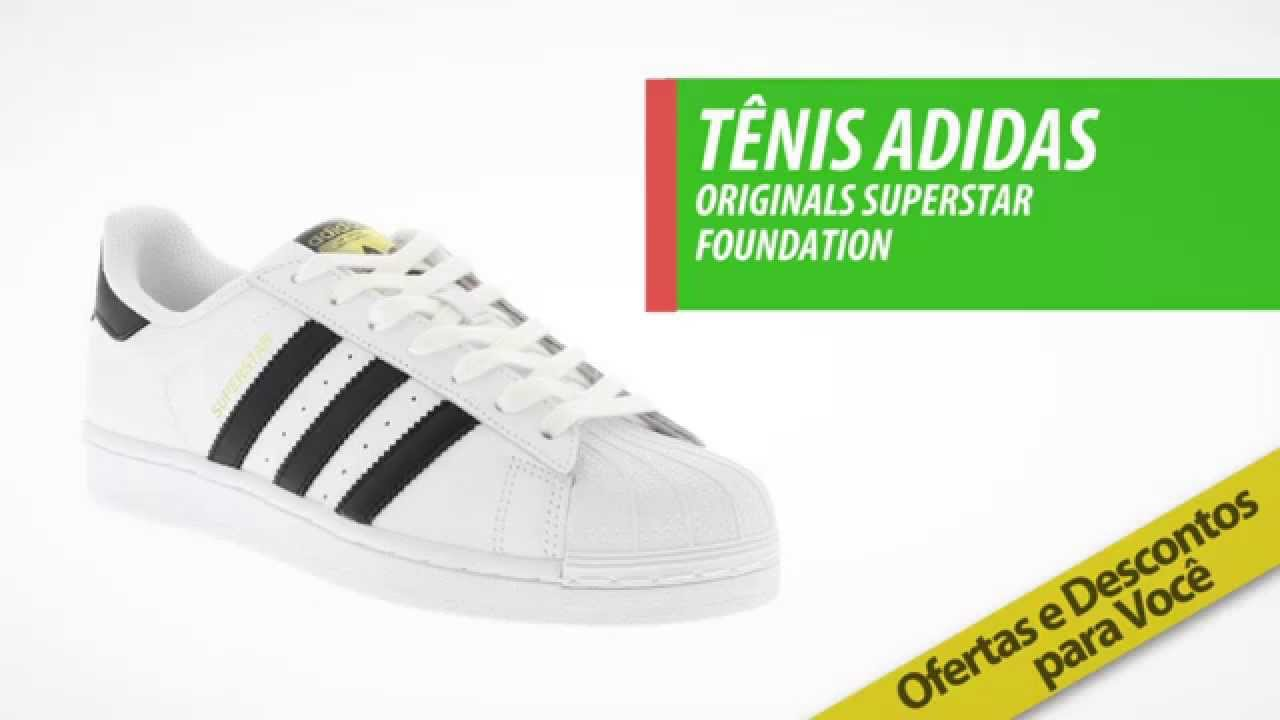 100c1e484e3 Tênis adidas Originals Superstar