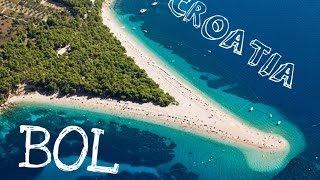 видео Острова Хорватии