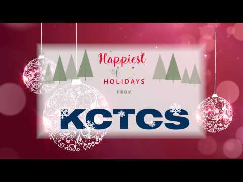 Happy Holidays from KCTCS!