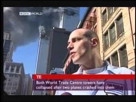 BBC World News on 9/11/2001, 10:30 - 11:00 a.m.