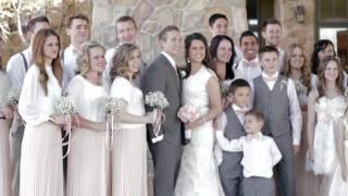 Kyle + Devin I Wedding Highlights I Salt Lake City