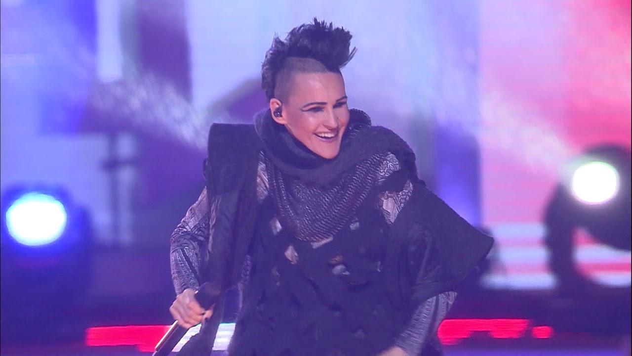 Agnieszka Chylińska zaśpiewała swój największy hit