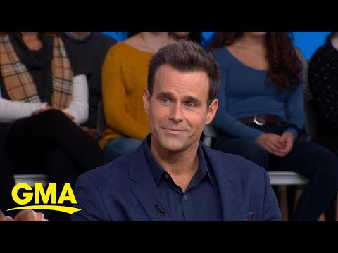 Cameron Mathison speaks out 8 weeks after surgery for kidney ...