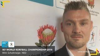 Interview: Wim Scholtmeijer, NED #WKC2019