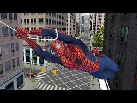 Spider-Man 2 - Free Roam Gameplay