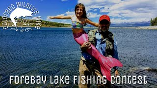 Episode 14: Forebay Lake fishing contest