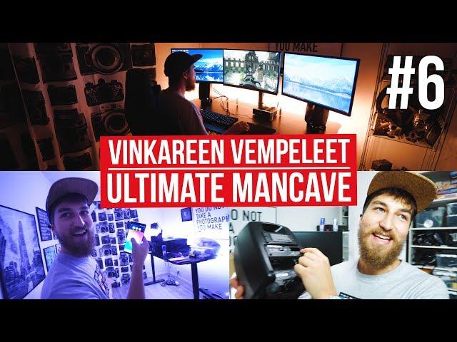 Ultimate Mancave - VV Jakso 6