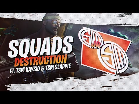 Download Squads With Tsm Jr Youngest Fortnite Pros Fortnite
