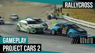 Project CARS 2 WIP @ Rallycross   2016 MERCEDES AMG A45 RALLYCROSS