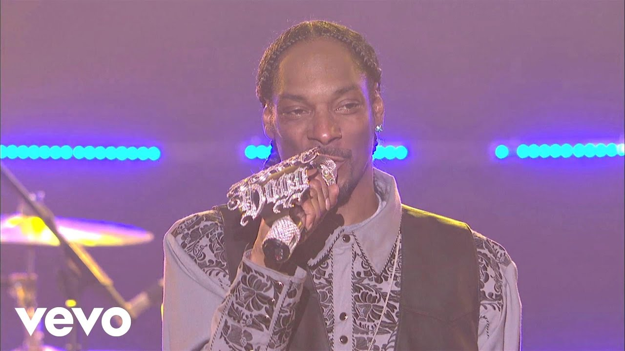 Download Snoop Dogg - Drop It Like It's Hot (Live at the Avalon)