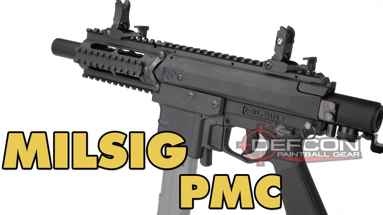 First Look At The Milsig M17 Pmc Magwell Youtube