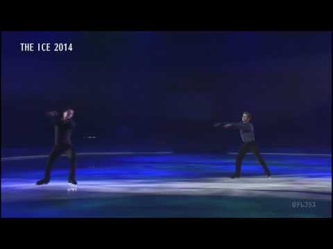 Élégie The Ice 2014 Patrick Chan, Jeffrey Buttle