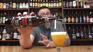 Massive Beer Reviews # 416 Juli Goldenberg/Monkey Paw/Stone 24 Carrot Golden Ale