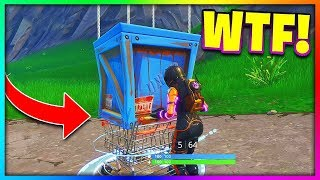 7 of the LUCKIEST Things to Ever Happen in Fortnite: Battle Royale