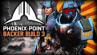 Phoenix Point Backer Build 3 | Phoenix Point Alpha Gameplay / Review