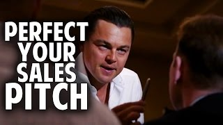 PERFECT Your Sales Pitch - Oren Klaff