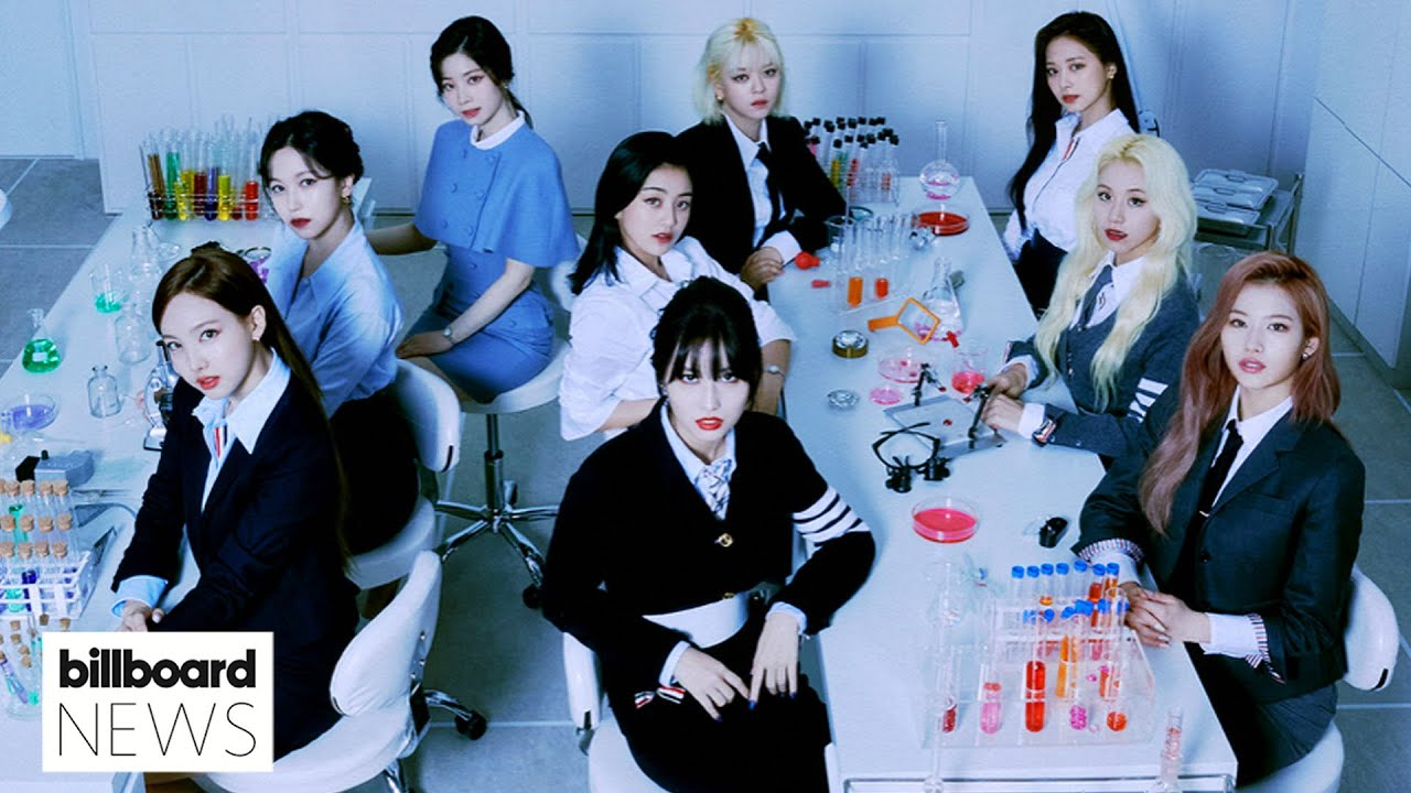 Twice Announces Release Date For Third Album 'Formula Of Love' | Billboard News