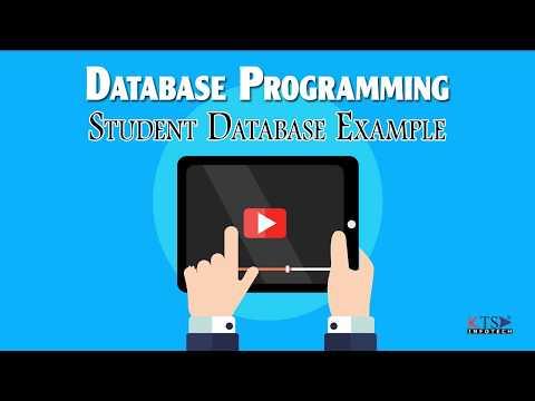 Database Programming using VB  NET and OleDb, Dataset