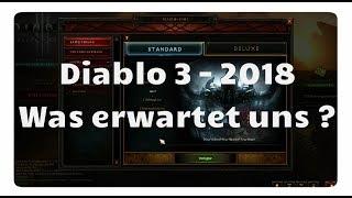 Diablo 3: Was erwartet uns 2018 (S13, Diablo Shop & andere Spekulationen)