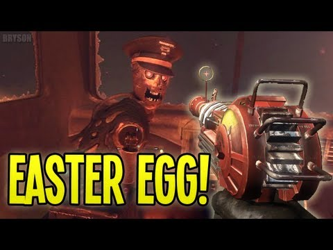 TranZit Bus Driver Easter Egg (Black Ops 2 Zombies Easter Eggs)
