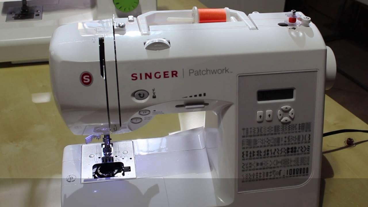 Avvolgimento bobina su macchina da cucire youtube for Ipercoop macchina da cucire