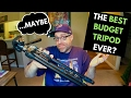 The Best Tripod Ever? — Best Budget Tripod Review