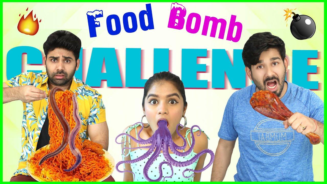 Food Bomb Challenge - खतरो के खिलाड़ी  | Lafangay