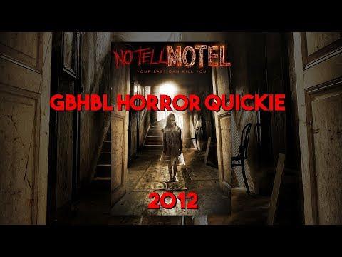 GBHBL Horror Review: No Tell Motel (2012)