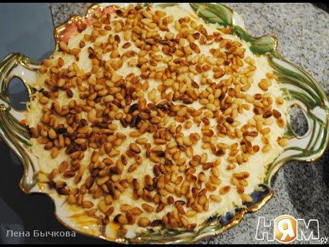 Салат Закуска «Крабовая Мечта». Salads Crab Dream. Кухня Рецепты!