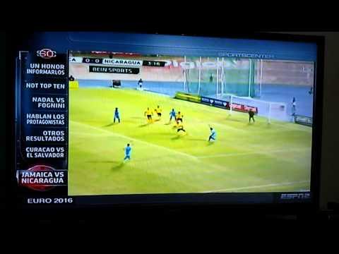Jamaica Vs Nicaragua - SportsCenter