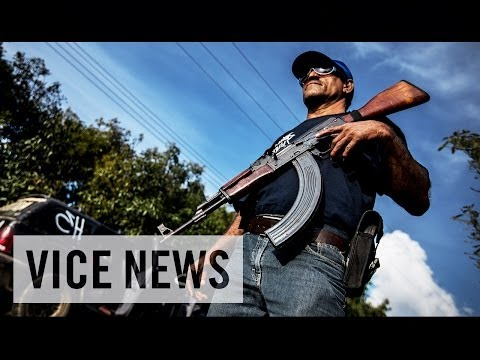 Fighting Mexico's Knights Templar Cartel